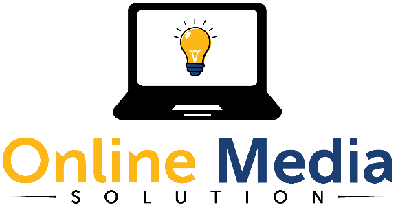 Online Media Solution | Logo