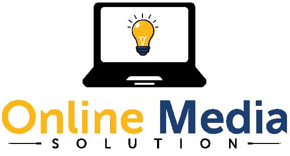 Online Media Solution | Logo